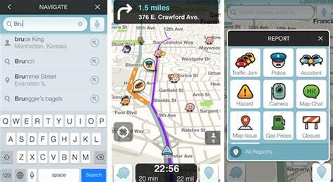 waze app android waze se actualiza con autocompletado de y un nuevo