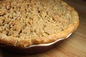 easy apple pie crumble