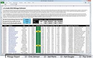 Fuel Surcharge Rate Chart Just Released Mileage Estimator For 2013 With New Features