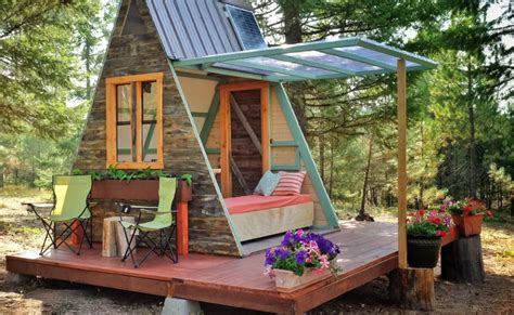 customized tiny home costs  measly   build
