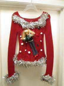 eye catching attractive handmade ugly sweater ideas for the theme party godfather style