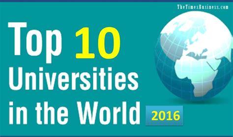 top  global universities   education