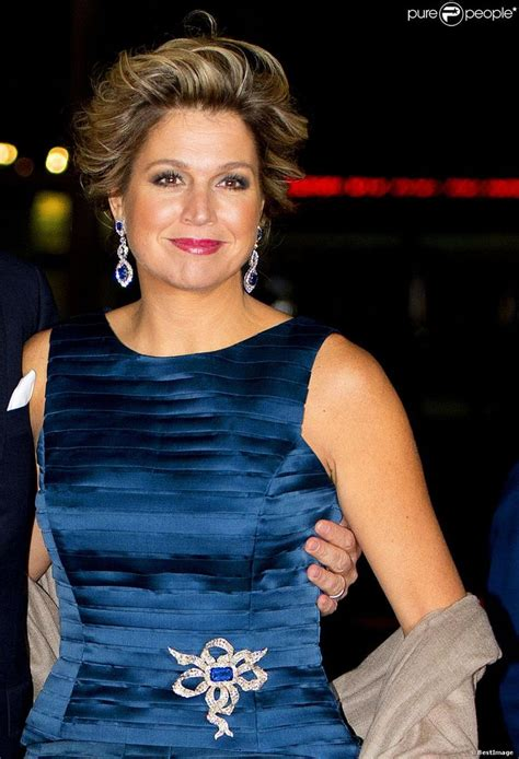 queen maxima hair style images  pinterest