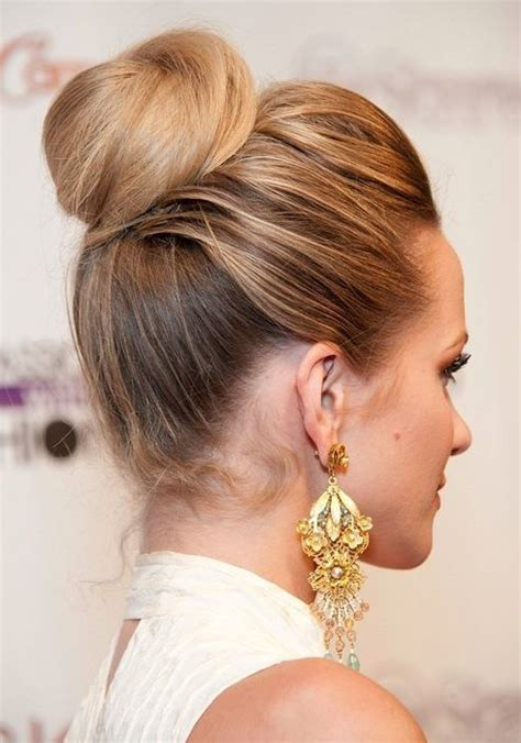 15 New Lovely Bun Hairstyles For Girls  Jere Haircuts