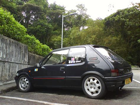 Peugeot 205 photos #7 on Better Parts LTD