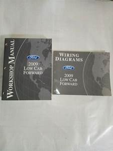 2009 Ford Low Cab Forward Lcf Workshop Manual  Electrical