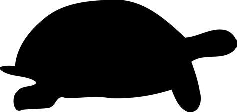 onlinelabels clip art tortoise silhouette