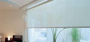 laloux stores et rideaux sur mesure en vente en ligne With store enrouleur screen interieur