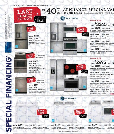 lowes deals lowe s black friday ad 2016 black friday ads part 15