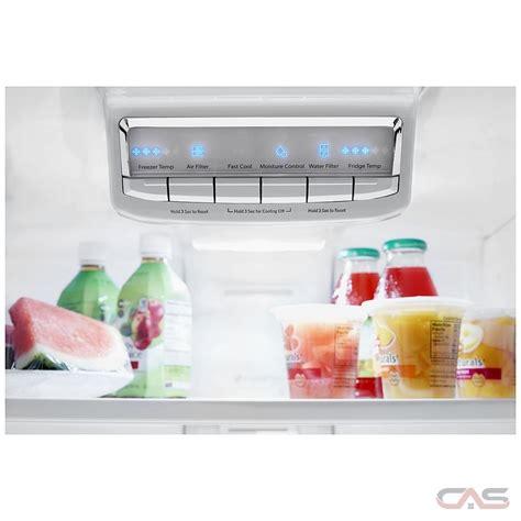 wrfsmhw whirlpool refrigerator canada  price reviews  specs toronto ottawa