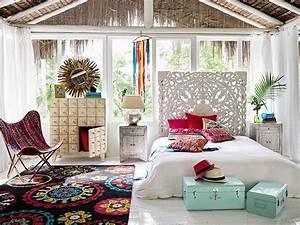 Déco Bohème Ethnique : une d co boh me le blog d co de maisons du monde ~ Melissatoandfro.com Idées de Décoration