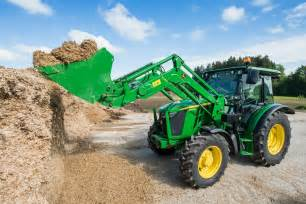 John Deere Tractor with Front Loader