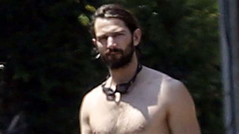 Game of Thrones's Michiel Huisman Goes Shirtless   InStyle.com
