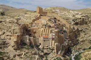 Private Day Tour  St  George U0026 39 S Monastery  Wadi Qelt  Mar Saba  And Bethlehem