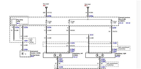 2003 Ford F650 Headlight Wiring Diagram by My Husband Has A 2004 Ford F250 Duty That He Just