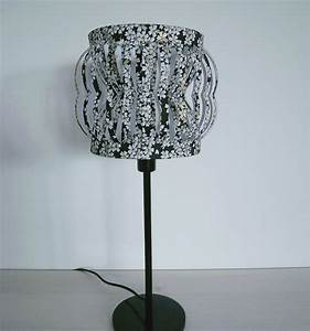Abat Jour Design : abat jour rond design timeless pour pied de lampe sophie ~ Melissatoandfro.com Idées de Décoration