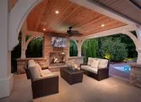 fine interior design ideas patio 17+ Outdoor Ceiling Designs, Ideas | Design Trends ...