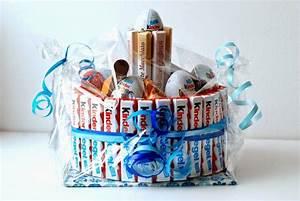 Duplo Torte Basteln : kinderriegel torte rezepte geschenke selbstgemachte geschenke und s e geschenke ~ Frokenaadalensverden.com Haus und Dekorationen