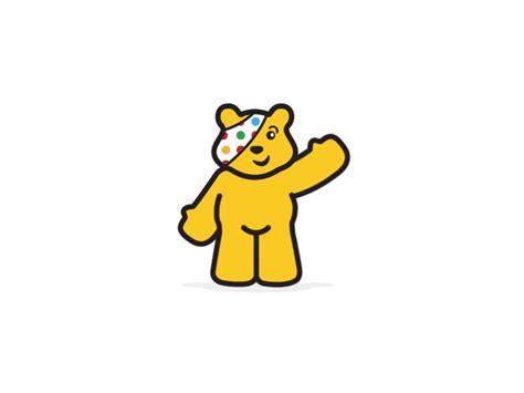 pudsey bear  christopher jones  dribbble