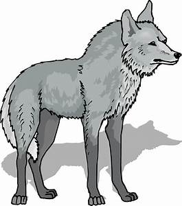 Wolf Howling Clipart - Cliparts.co