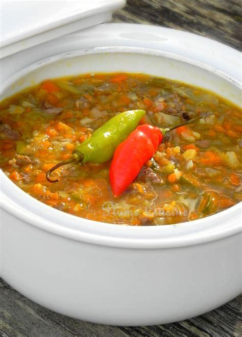 cuisine martiniquaise facile pâté en pot simplifié au boeuf une plume dans la cuisine