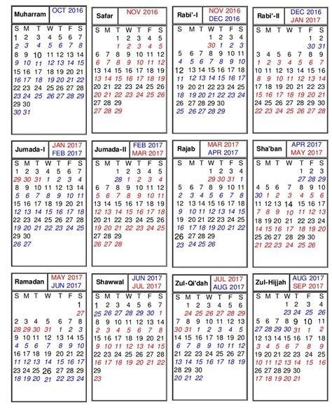 islamic christian jewish hebrew calendars iqrasensecom
