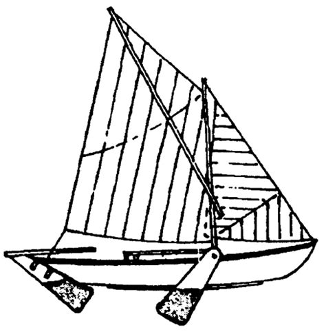 Dory Boat Drawing by Small Sharpies Dories