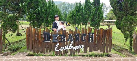 wisata de ranch lembang  wajib dikunjungi