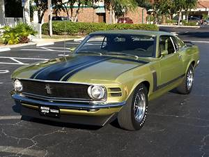 1970 FORD MUSTANG BOSS 302 FASTBACK - 97085