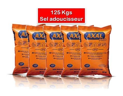 x5 sac de sel pour adoucisseur d eau 028198y