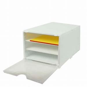 Trieur Papier Bureau : bloc de classement transparent bureau ~ Teatrodelosmanantiales.com Idées de Décoration