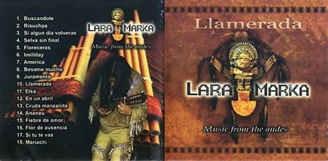 "Laramarka ""llamerada""  10 De Noviembre 2011  Musica Andina"