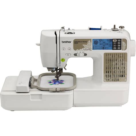 Best Sewing Machine With Embroidery  Computerized With