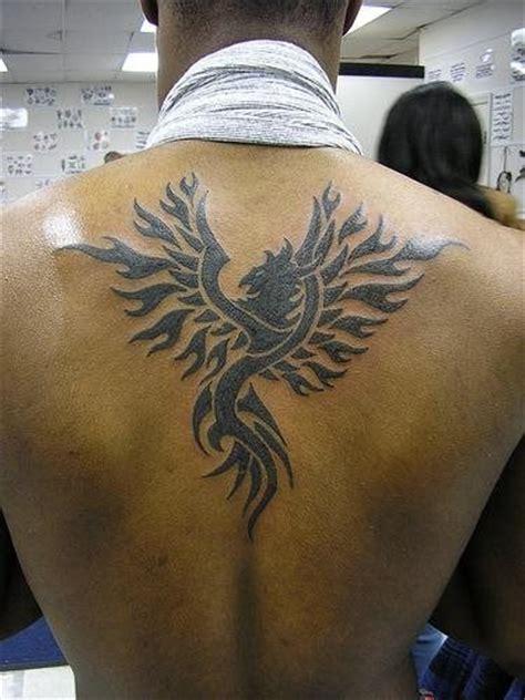 tatouages de phoenix  nouvelles idees