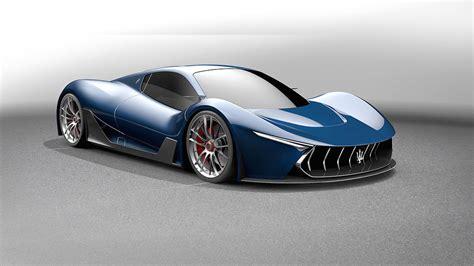 maserati hypercar designer envisions maserati mc 63 hypercar based on laferrari