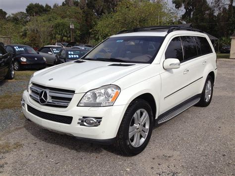 Finished in black over black leather. 2008 Mercedes-benz Gl In Florida For Sale 171 Used Cars ...