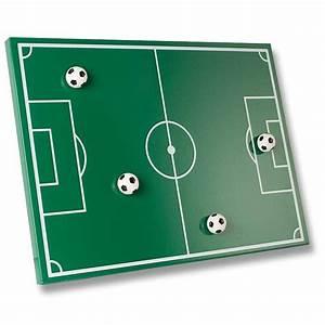 Fussball Deko Kinderzimmer : fussball magnettafel inklusive 4 fussballmagneten in ~ Watch28wear.com Haus und Dekorationen