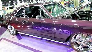 1967 Chevy Chevelle Ss Purple