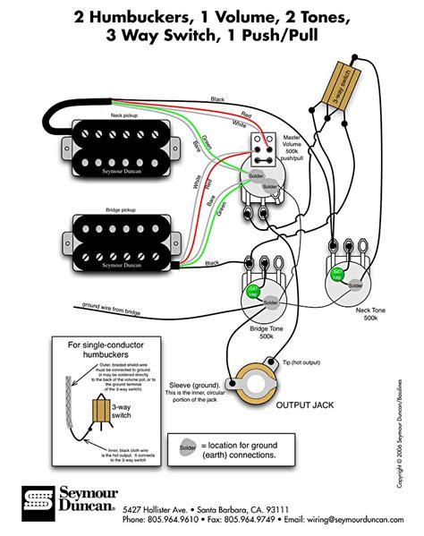Push Pull Wiring Diagram Jackson by Hh Pastrana Guitars