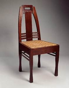 Arts And Crafts Möbel : peter behrens dining chair 1902 german werkbund arts crafts movement pinterest ~ Orissabook.com Haus und Dekorationen