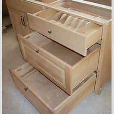 Kitchen Cabinet Drawer Options  Healthycabinetmakerscom