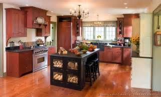 kitchen island different color than cabinets early american kitchens pictures and design themes