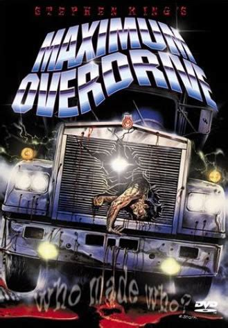 stephenkingcom maximum overdrive