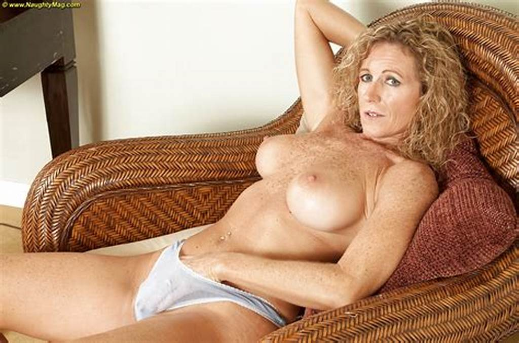 #Curly #Mature #Jade #Strips #Nude #And #Shows #Her #Cute #Freckled