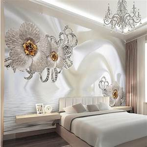 Aliexpress.com : Buy murals 3d wallpapers home decor Photo background wallpaper Photography silk ...