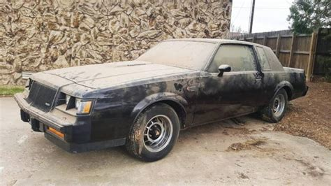 Brand New 1987 Buick Grand Nationals Found