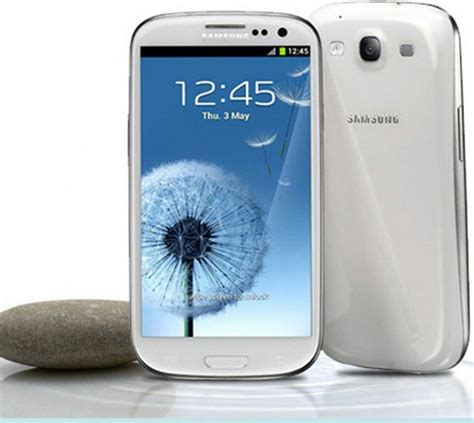 Galaxy S3 Remains Uk's Most Popular Smartphone, Beating