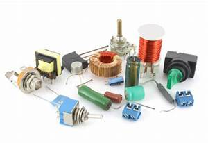 What Are Electrical Components