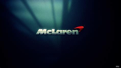 Mclaren Logo Wallpaper