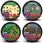 Zelda Icons Classic Deviantart